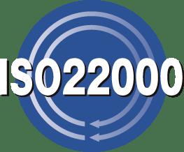 ISO22000マーク