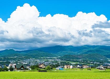 長野県のイメージ写真