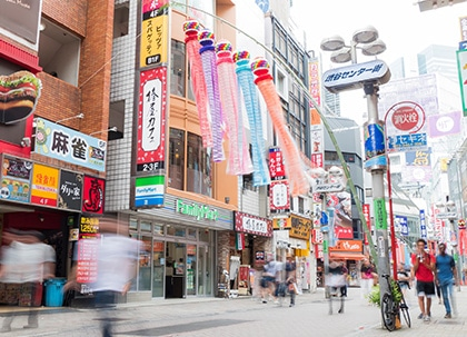 東京都のイメージ写真